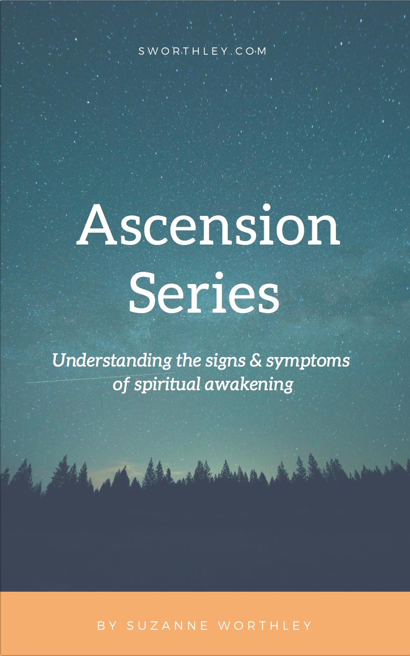 Ascension & Spiritual Awakening Resources - Suzanne Worthley -