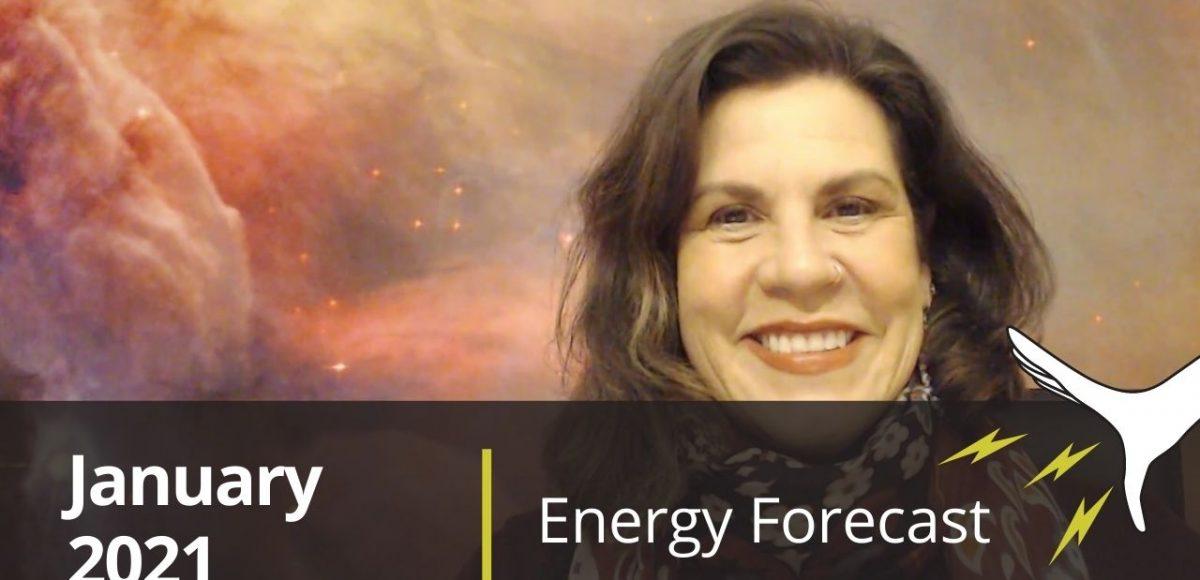 Energy Forecast January 20201 Suzanne Worthley