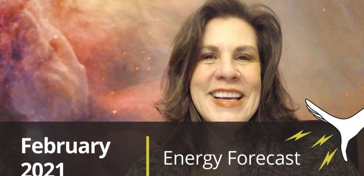 Feb 2021 - Energy Forecast - Suzanne Worthley