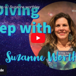 Diving deep with Suzanne Worthley